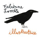 Fabienne Loodts, illustratrice <br /> Bruxelles